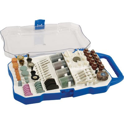 - Northern Industrial Rotary Tool Accessory Set - 208-Pc.