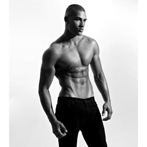 America's Next Top Model Judge Super Model Rob Evans Shirtless Black