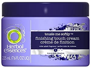 Herbal Essences Tousle Me Softly Finishing Touch Cream-7.6oz