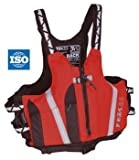PeakUK Tourlite Zip PFD Bouyancy Aid SMALL/MEDIUM RED kayak, Canoe, Watersport.