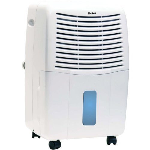 High-Efficiency Energy Star Qualified Dehumidifier 45 Pint) - HAIER