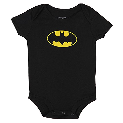 Infant: Batman – Classic Logo Infant Onesie Size 12 Mos