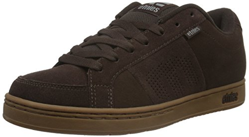 EtniesKingpin - Scarpe da Skateboard uomo , Marrone (Brown (Dark Brown919)), 45