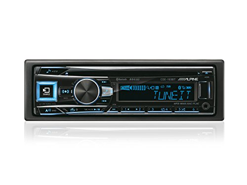 Alpine-CDE-193bt-Autoradio