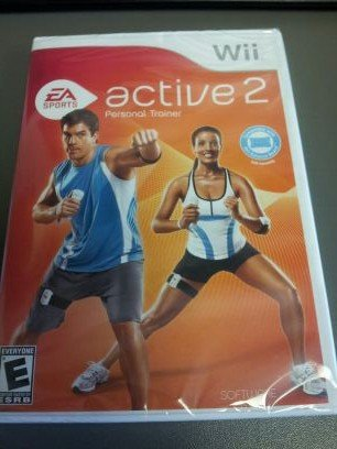 Wii Active 2 Personal Trainer - Game Only - 1