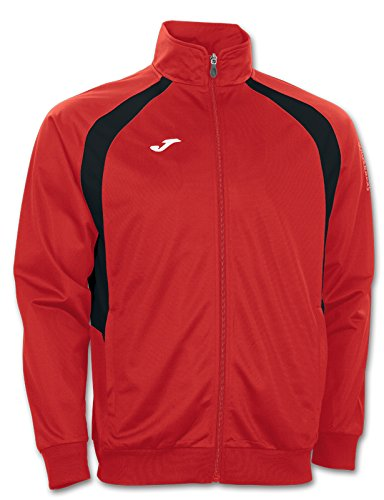Joma Felpa Champion III Red/Black, Taglia: M