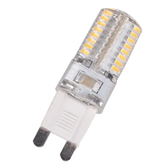 Enjoydeal Slim mini 6W G9 64 SMD 3014 LED Lamps light 360°Super Light Energy Saving 220V Warm White