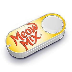 Meow Mix Dash Button from Amazon