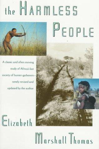 The Harmless People, Elizabeth Marshall Thomas