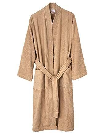 TowelSelections Women's Turkish Cotton Bathrobe Terry Kimono Robe Made