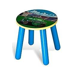 Juego de 2 (dos) Disney Cars taburete muebles Club House Play silla regalo para la habitación del bebé recién nacido Step ideal para calcetines de Navidad Play habitación