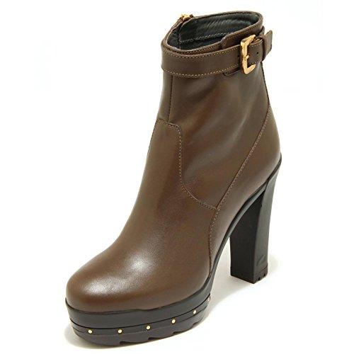 3003G tronchetto donna colore fango GUARDIANI SPORT LADY scarpa stivale boots sh [35]