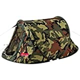 Camouflage 2 Man Pop Up Tent (334020522)