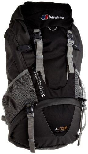 Berghaus Torridon 65 Men's Backpack - Black, 65 lt
