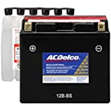 ACDelco ATX12BBS Specialty Powersports AGM JIS 12B-BS Battery
