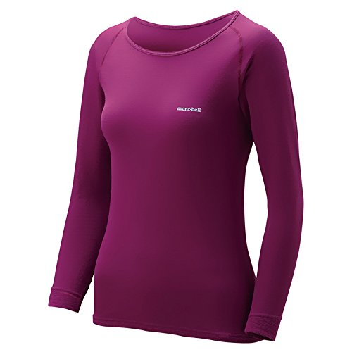 モンベル ジオラインM.W.ラウンドネックシャツ Women