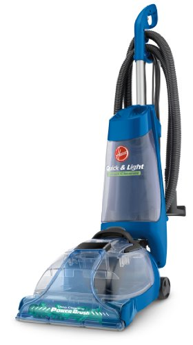 Hoover Quick and Light Carpet Cleaner  w/Powerbrush, FH50035