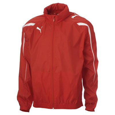 Puma 5.10 woven Mens Leisure Training Rain Jacket R L
