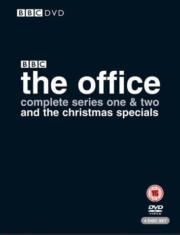 The Office - Complete Series One & Two and The