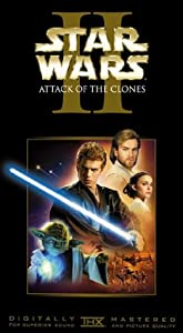 Star Wars - Episode II, Attack of the Clones [VHS]