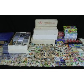 MLB Baseball Card Collector's Box with Over 500 Cards - Great Mix of Rookies & Stars -Grab Box Lot - Warehouse Deal