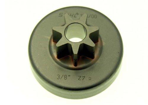Genuine 1119 640 2000 Kettenrad 1 cm (3/8 Zoll) 7 Zähne