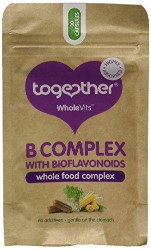 together-wholevits-vitamin-b-komplex-mit-bioflavonoiden-1er-pack-1-x-200-g