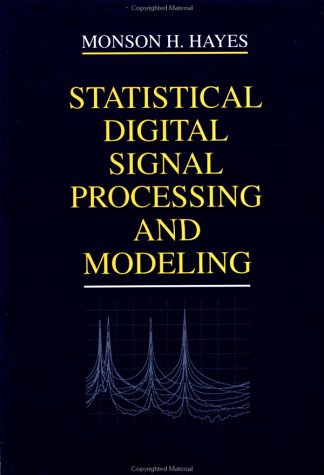 Statistical Digital Signal Processing and Modeling By Monson H. Hayes Çözümleri