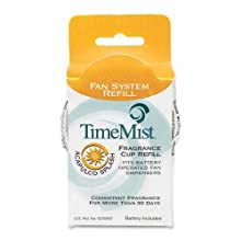 TimeMist 304607TM Acapulco Splash World Of Fragrance Refill NonMetered Air Freshener (Case of 12)