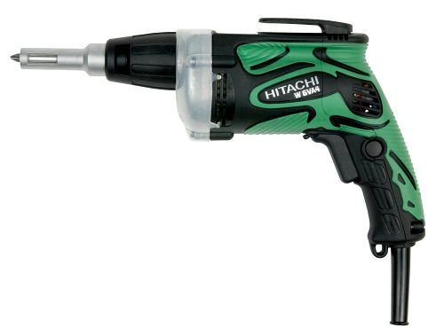 Review Of Hitachi W6VA4 6.6 Amp Drywall Screwdriver