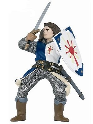 Blue Lancelot