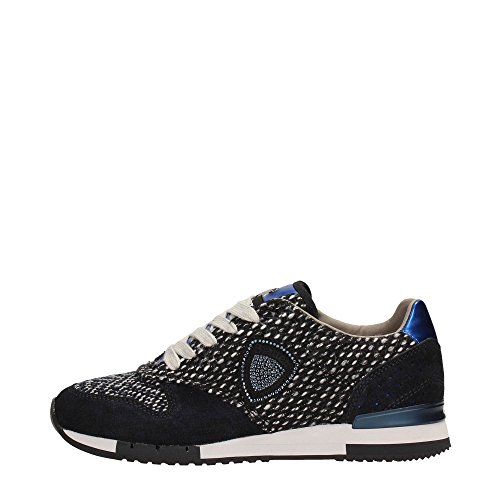 Blauer USA 6FWORUNORI/WOL Sneakers Donna Scamosciato Ocean Ocean 38