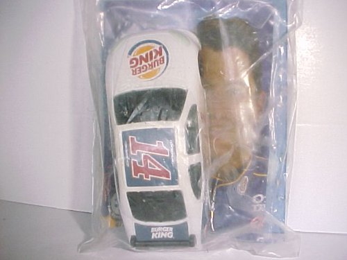 2009 Burger King Tony Stewart 14 Car - Kids Meal Toy - 1