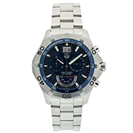 TAG Heuer Men s CAF101C BA0821 Aquaracer Grande Date Watch
