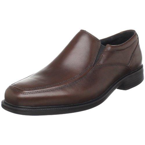 Bostonian Men's Mendon Dress Slip-On,Brown Leather,11.5 M US