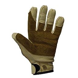 Metolius Grip Glove Natural / Black Large