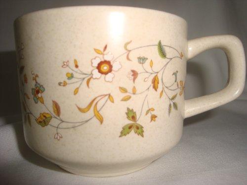 """Lenox Cup 2.75"""" Merriment Temper-Ware By Lenox 8 Oz Merriment Tea Cup Coffee Cup"""
