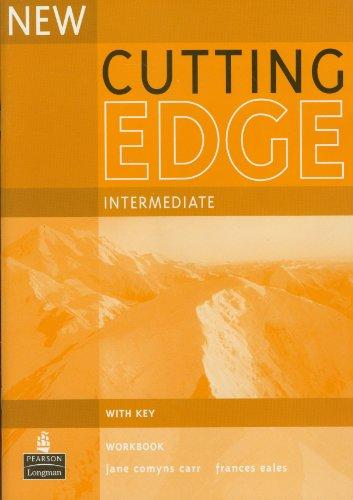 New Cutting Edge Intermediate - with mini dictionary