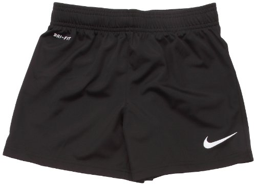 NIKE Junior Park Knit Short, Black, Age 12-13/L