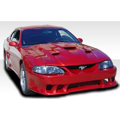 1994 1998 Ford Mustang Duraflex Colt 2 Kit Includes Colt 2 Front Bumper (101430), Colt 2 Rear Bumper (101431), and Colt 2 Sideskirts (101432).
