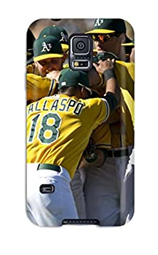 buy Oakland Athletics Mlb Sports & Colleges Best Samsung Galaxy S5 Cases