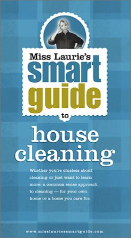 Miss Laurie's Smart Guide to House Cleaning [VHS]