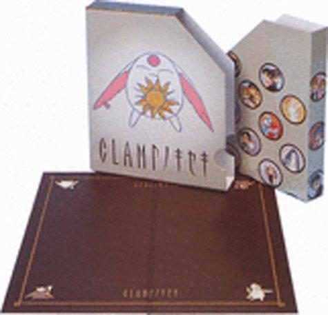 CLAMPノキセキ チェス盤つき全巻収納BOX