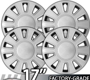 Tpp 2006-2011 Crown Victoria Grand Marquis Set of All 4 Wheel Covers Chrome New
