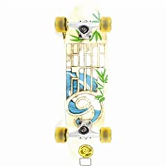 Buy Sector 9 Soup Bowls 28.5 Bamboo Skateboard Deck by Sector 9