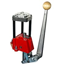 Lee Precision 3 Hole Turret Press (Red)