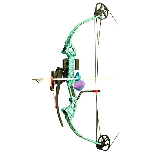 Precision Shooting Equipment Discovery Bowfishing Bow Pack
