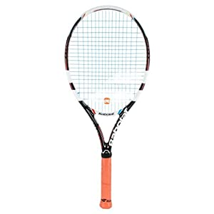 babolat pure drive lite french open tennis racquet 4 1 8 sports outdoors. Black Bedroom Furniture Sets. Home Design Ideas