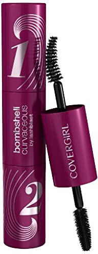 COVERGIRL Bombshell Curvaceous By Lashblast Mascara Very Black 800, 0.66 Fluid Ounce