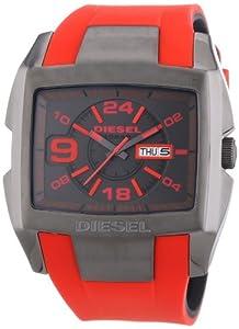 Diesel Herren-Armbanduhr Analog Quarz Plastik DZ4288